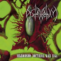 Astarium - Nekrocosmo: Nocturnal Kali Yuga [CD]