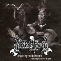 Dodsferd - Spitting with Hatred the Insignificance of Life [CD]