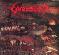Gravewürm - Black Fire [CD]