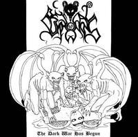 Bestial Summoning - The Dark War Has Begun + Bonus [CD]
