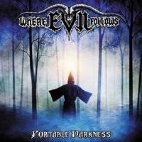 Where Evil Follows - Portable Darkness [CD]