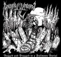 Graveyard After Graveyard - Bagged and Dragged to a Fullmoon Burial [CD]