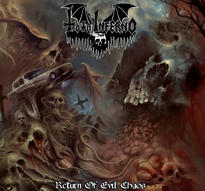 Total Inferno - Return of Evil Chaos [CD]