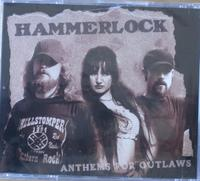 Hammerlock – Anthems For Outlaws [CD]