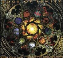 Edge of Sanity - When All Is Said: The Best of Edge of Sanity [2-CD]