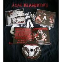Anal Blasphemy - Western Decadence [CD]