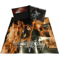 Nokturnal Mortum - To the Gates of Blasphemous Fire [Digibook-CD]