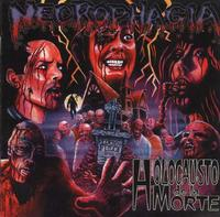 Necrophagia - Holocausto de la Morte [CD]
