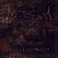 Calciferum - Dirge Of Gjallarhorn [M-CD]