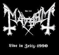 Mayhem – Live In Zeitz 1990 (+ Bonus tracks) [CD]
