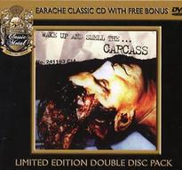 Carcass - Wake Up and Smell the Carcass [CD+DVD]