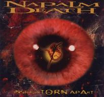 Napalm Death - Inside the Torn Apart [CD]