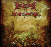 Malfeitor/Birch Mountain - Dawn of silent decay [CD]