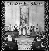 Clandestine Blaze - Deliverers Of Faith [CD]