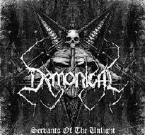 Demonical - Servants of the Unlight [CD]