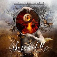 Serenity - Words Untold & Dreams Unlived [CD]