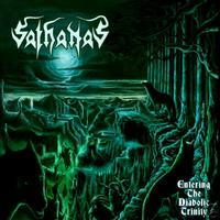 Sathanas - Entering The Diabolic Trinity [CD]