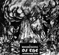 Seges Findere/Doomsday Cult - Warmongers of the Doomsday Cult [CD]