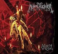 Nunslaughter - Hex [CD]
