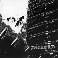 Diecold - Rest In Hell [CD]
