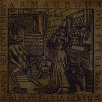 Armagedda - Ond Spiritism [CD]