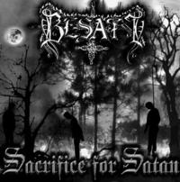 Besatt - Sacrifice for Satan [CD]