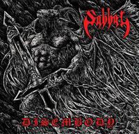 Sabbat - Disembody [CD]
