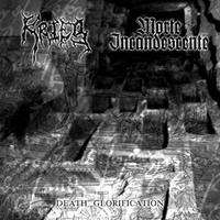 Krieg/Morte Incandescente - Death Glorification [CD]