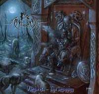 Manegarm - Vargaresa - The Beginning [CD]