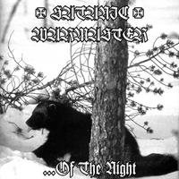 Satanic Warmaster - ...Of the night [M-CD]