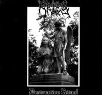 Krieg - Destruction Ritual [CD]
