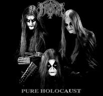 Immortal - Pure holocaust [CD]