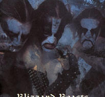 Immortal - Blizzard Beast  [CD]