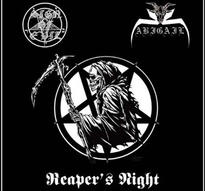 Abigail/Sign of Evil - Reaper's Night [CD]