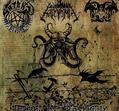 Satan's Propaganda/Hatevomit/Impaler of Pest - Trigon ov Blasphemy [CD]