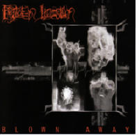 Frozen Illusion - Blown Away [CD]