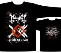 Mayhem - Ordo Ad Chao [LS]