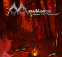 Manticora - Darkness With Tales to Tell [CD]