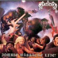 Mortician - Zombie Massacre Live [CD]