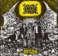 Napalm Death - Scum [CD]