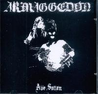 Armaggedon - Ave Satan [CD]