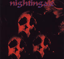 Nightingale - The Breathing Shadow [CD]