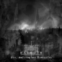 Haemoth - Vice, Suffering and Destruction [CD]