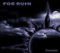 For Ruin - December [Digi-CD]