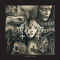 Blodsrit - Hinterland [CD]