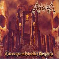 Enthroned - Carnage In Worlds Beyond [CD]