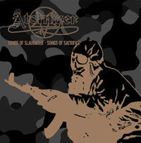Atomizer - Songs Of Slaughter... Songs Of Sacrifice [CD]