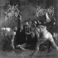 Hills of Sefiroth/Sapthuran - Split: Heralding the New Song of Ruin [CD]
