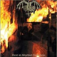 Pest - Rest In Morbid Darkness [CD]