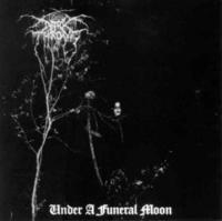 Darkthrone - Under a Funeral Moon [CD]
